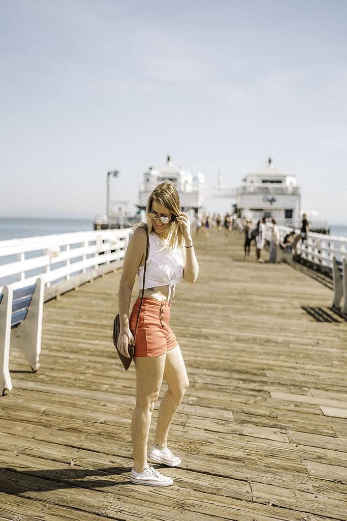 Malibu Pier - Best LA Instagram Locations