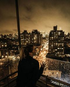 NYC City Lights Gansevoort