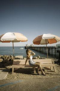 Malibu Pier Umbrella