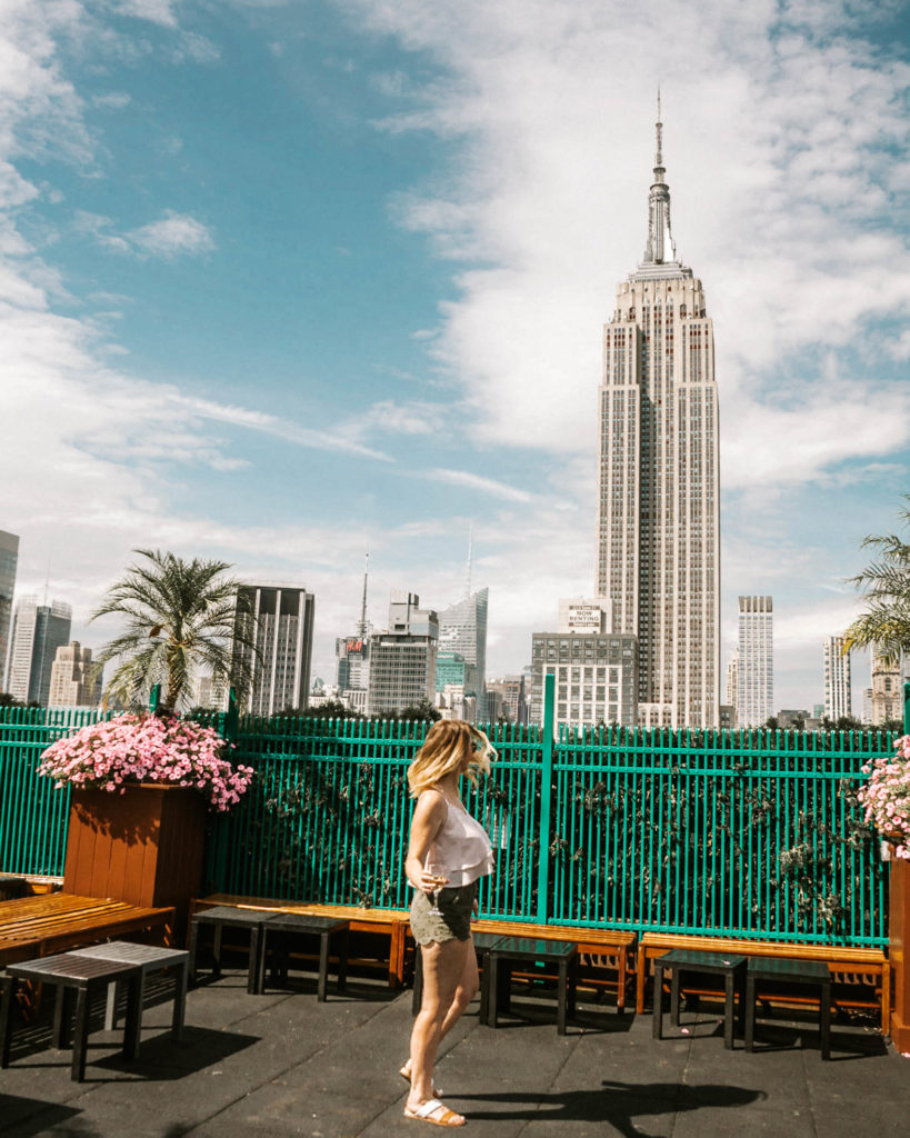 230 Fifth Rooftop- NYCs Best Rooftop Bars Instagram