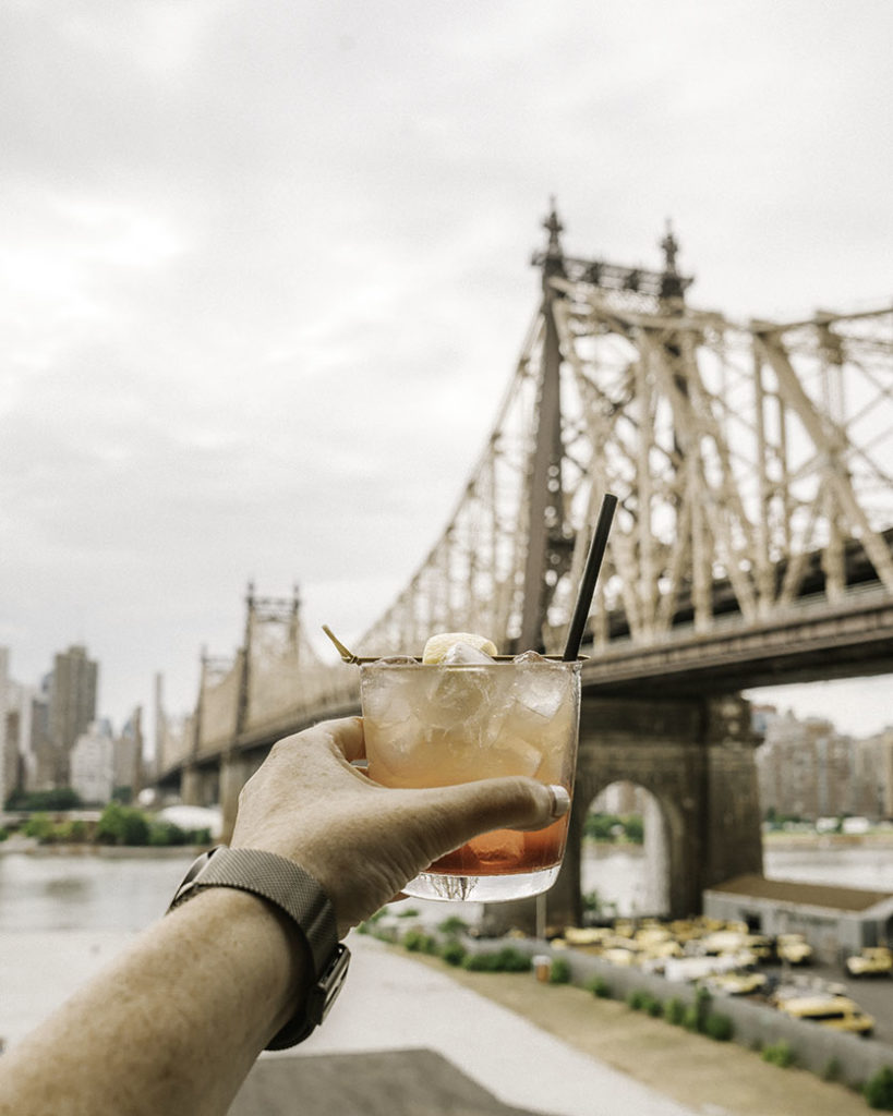 Penthouse 808 drinks - NYCs Best Rooftop Bars Instagram worthy
