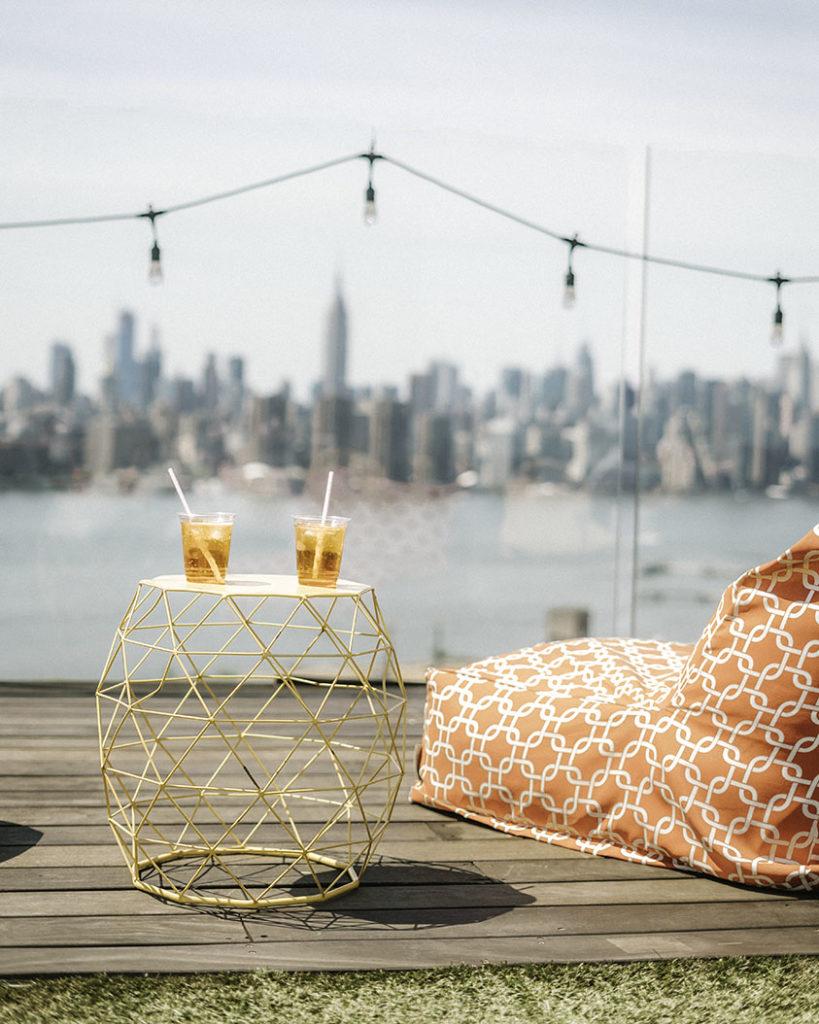 Turf Club Westlight - Brooklyn's Best Rooftop Bars Instagram