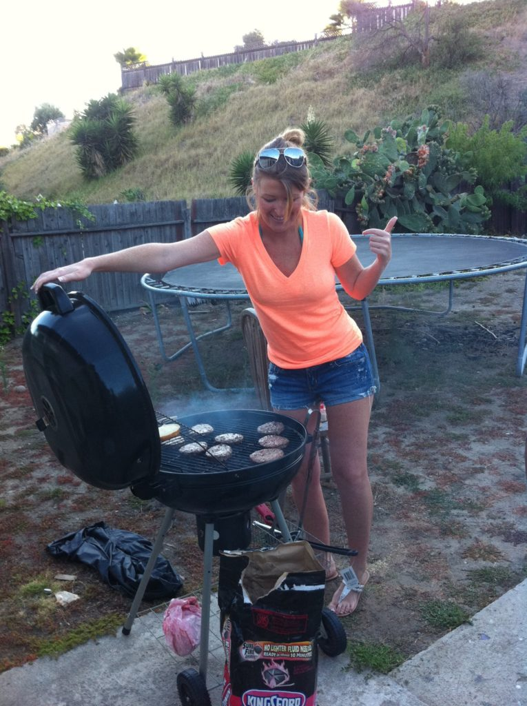 Grill - Best Way of Getting Over a Break Up