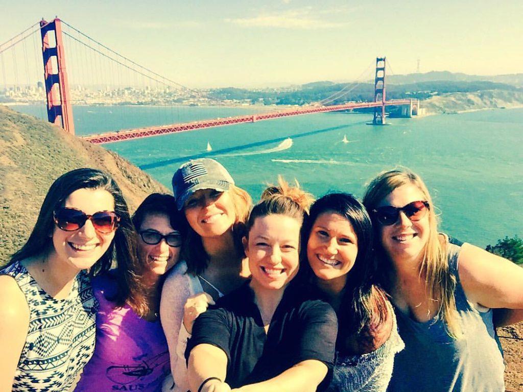SF girls - Friends- Best Way of Getting Over a Break Up
