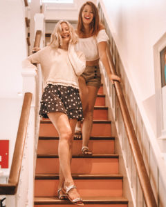 Miami Girls Trip - The Julia Staircase