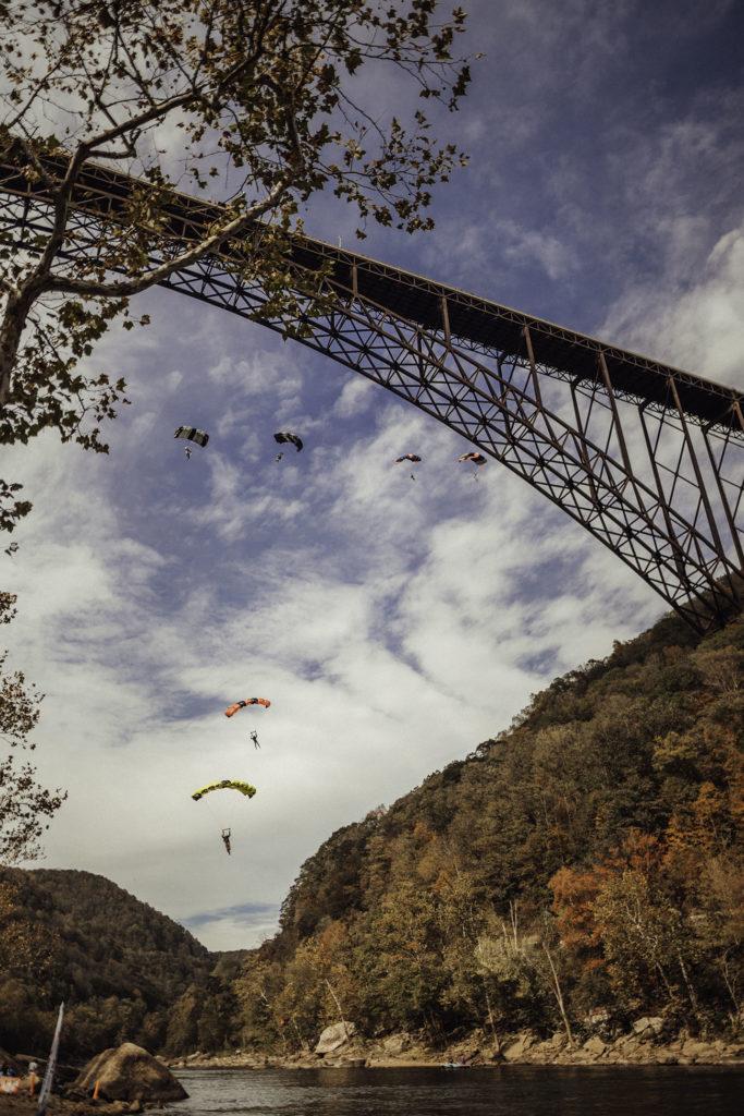 West Virginia Bridge Day