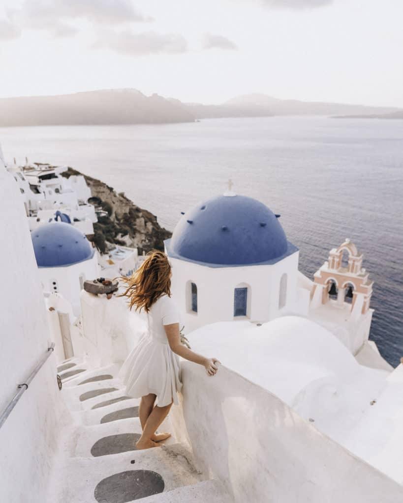 Blue-Dome-Santorini Oía