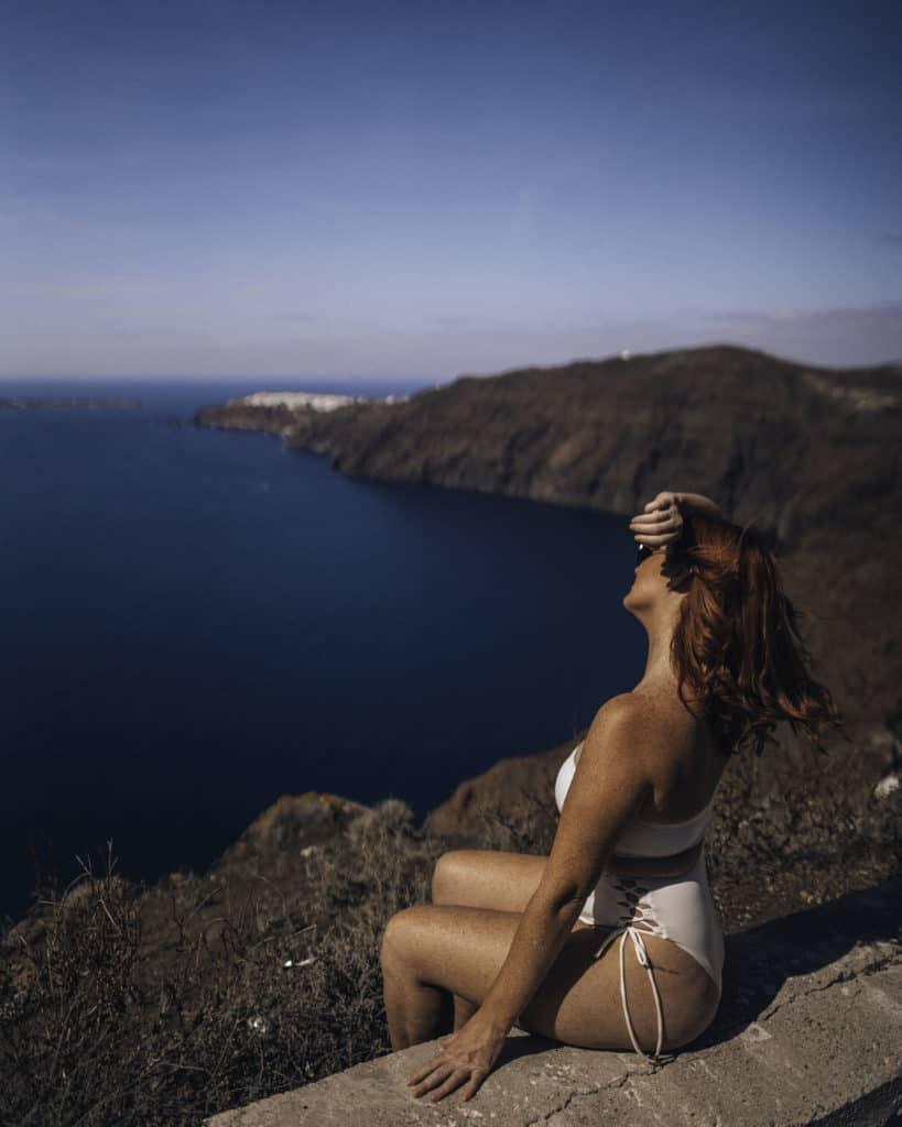 Santorini Travel views