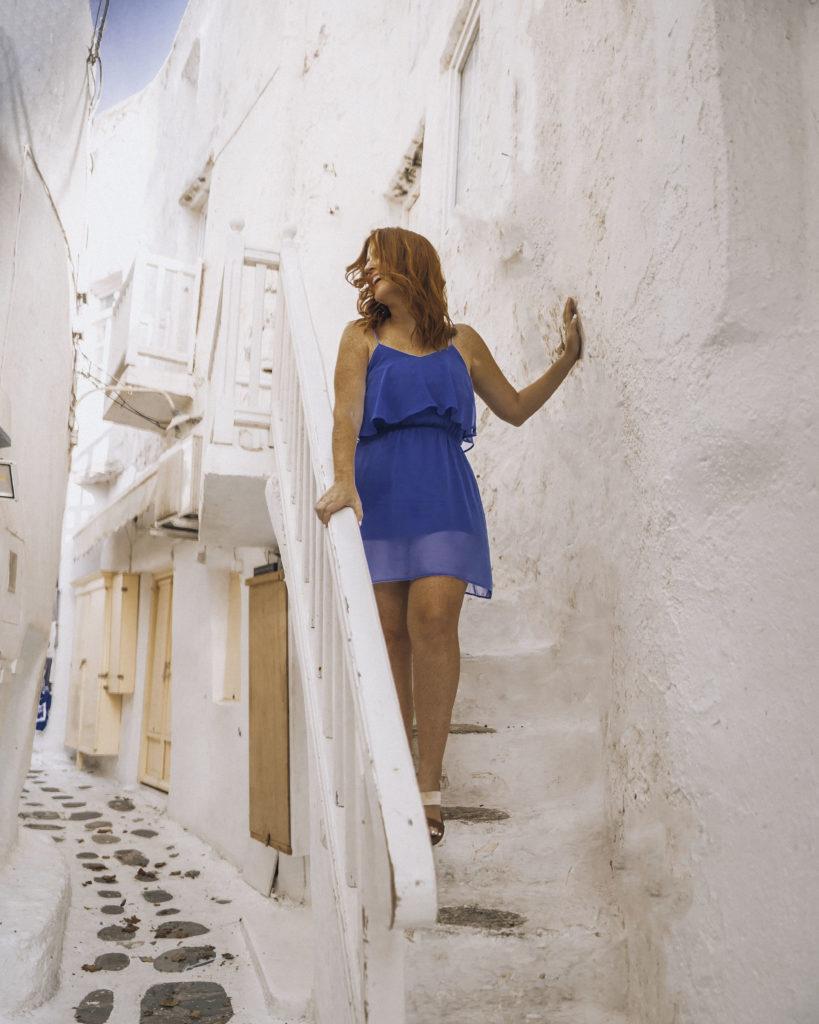 Mykonos-staircase