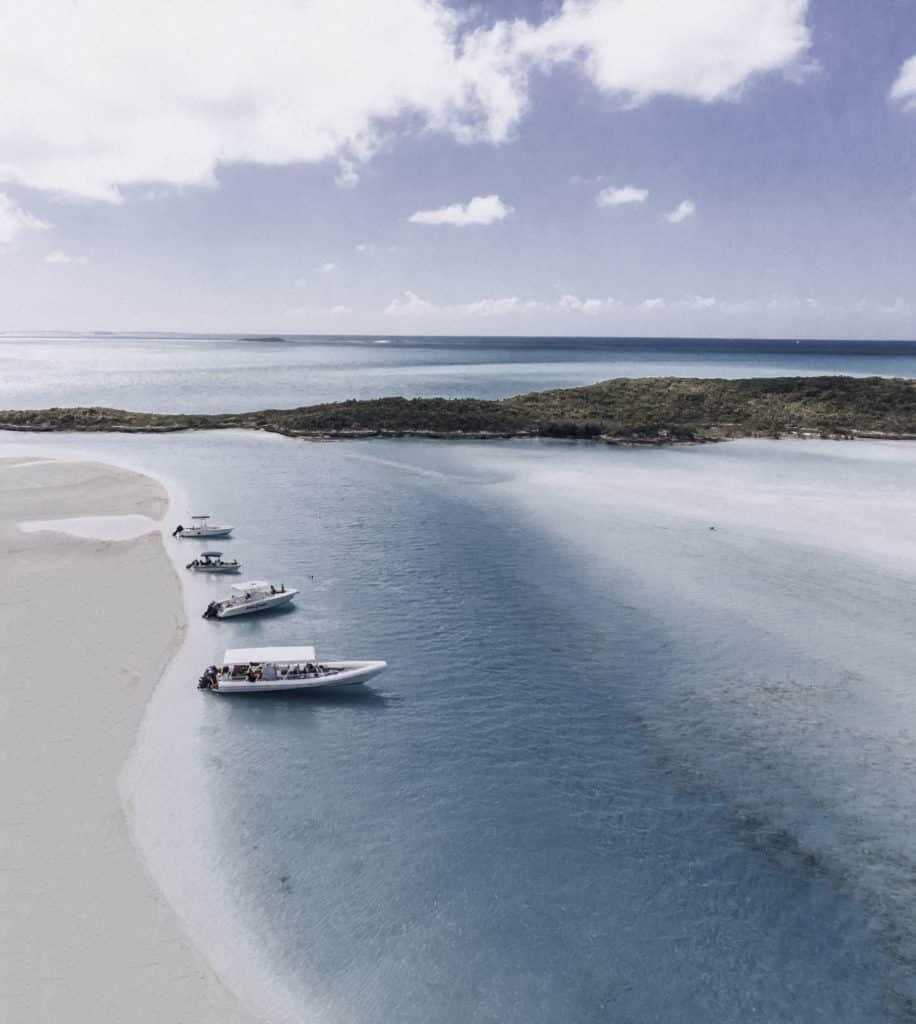 Bahamas Sandbar Exuma