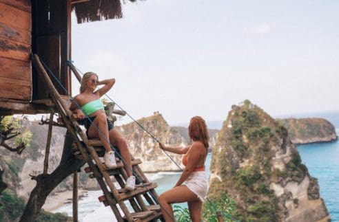 Nusa Penida Instagram Spots